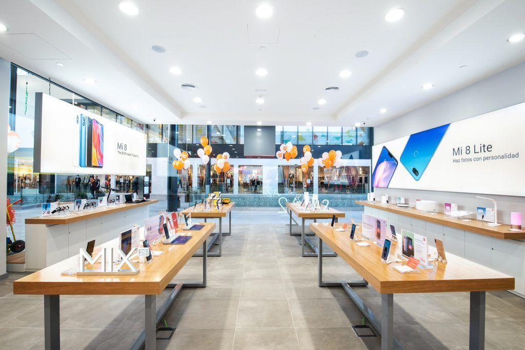 Tienda Xiaomi finestrelles